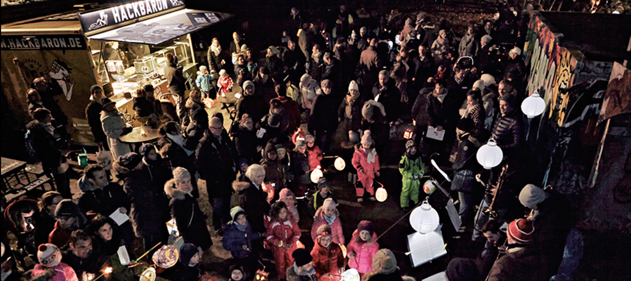 Laternenfest November 2016